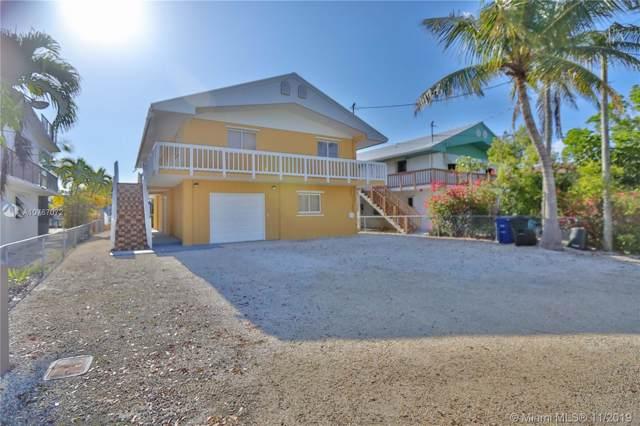 172 La Paloma Rd, Other City - Keys/Islands/Caribbean, FL 33037 (MLS #A10767072) :: Laurie Finkelstein Reader Team