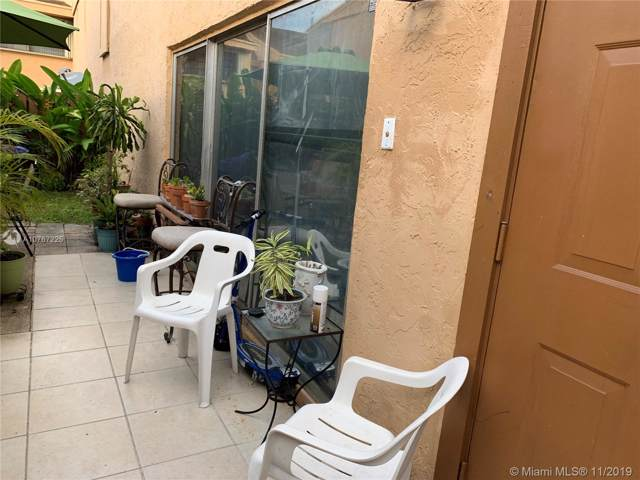 15469 SW 86 Terrace #106, Miami, FL 33193 (MLS #A10767225) :: The Jack Coden Group