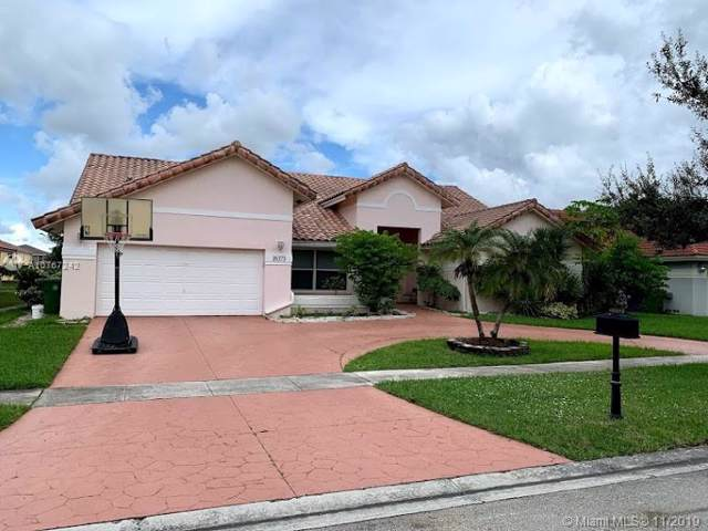 16373 NW 16th St, Pembroke Pines, FL 33028 (MLS #A10767242) :: The Kurz Team