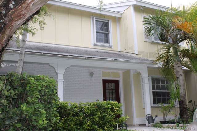 14514 SW 142nd Place Cir #14514, Miami, FL 33186 (MLS #A10767348) :: THE BANNON GROUP at RE/MAX CONSULTANTS REALTY I