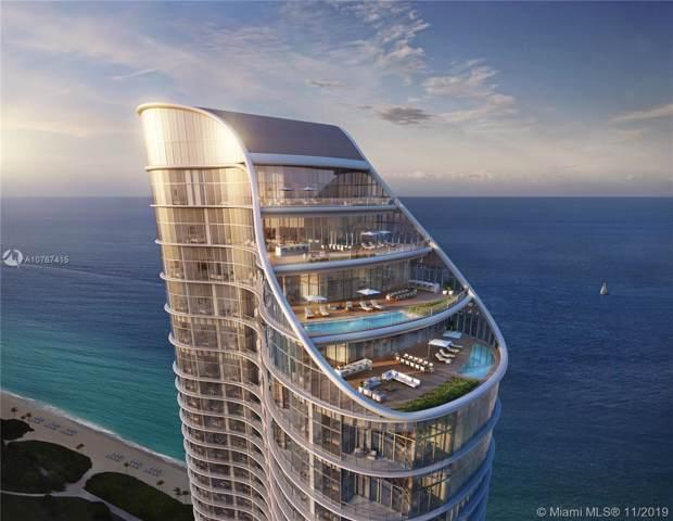 15701 Collins Ave #1605, Sunny Isles Beach, FL 33160 (MLS #A10767415) :: Berkshire Hathaway HomeServices EWM Realty