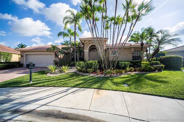 2548 Eagle Run Dr, Weston, FL 33327 (MLS #A10767478) :: Green Realty Properties