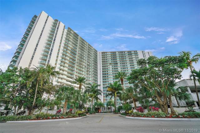 100 Bayview Dr #1928, Sunny Isles Beach, FL 33160 (MLS #A10767561) :: The Riley Smith Group