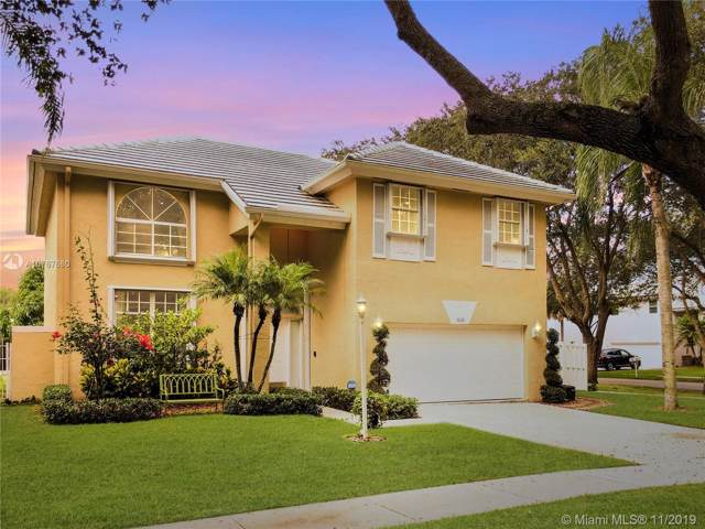 3020 Bogota Ave, Cooper City, FL 33026 (#A10767680) :: Real Estate Authority