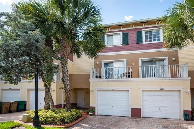 4637 SW 75th Way, Davie, FL 33314 (MLS #A10767776) :: Green Realty Properties