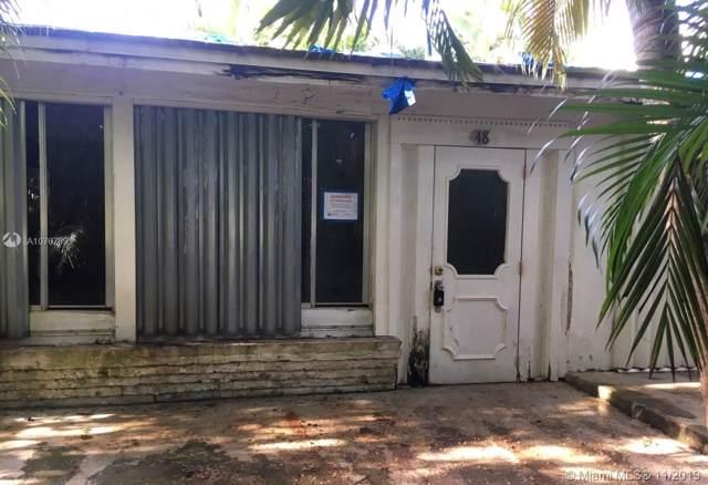 48 Corydon Dr, Miami Springs, FL 33166 (MLS #A10767895) :: Berkshire Hathaway HomeServices EWM Realty