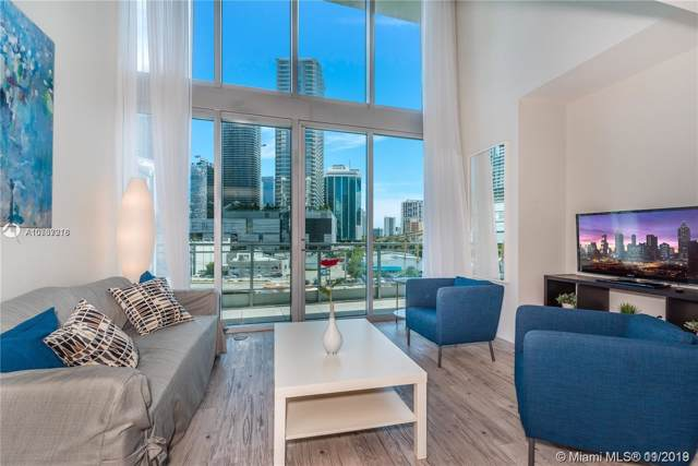 92 SW 3rd St #505, Miami, FL 33130 (MLS #A10767916) :: The Adrian Foley Group