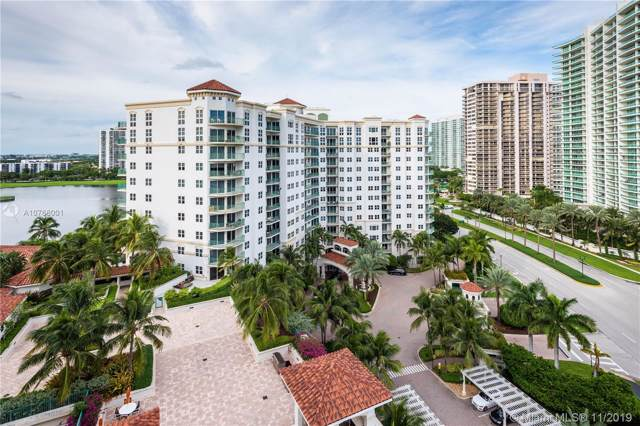 19900 E Country Club Dr #1220, Aventura, FL 33180 (MLS #A10768001) :: RE/MAX Presidential Real Estate Group