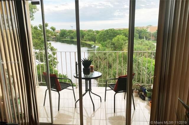 9351 Fontainebleau Blvd B425, Miami, FL 33172 (MLS #A10768046) :: Lucido Global