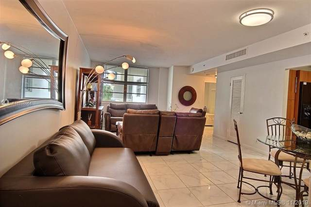 3001 S Ocean Dr #235, Hollywood, FL 33019 (MLS #A10768064) :: Berkshire Hathaway HomeServices EWM Realty