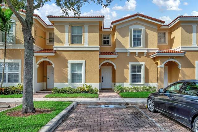 3020 SW 129th Way #146, Miramar, FL 33027 (MLS #A10768067) :: Green Realty Properties