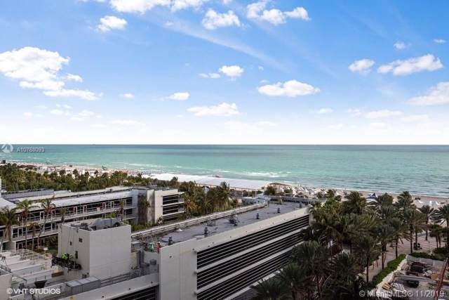 100 Lincoln Rd #1023, Miami Beach, FL 33139 (MLS #A10768093) :: Berkshire Hathaway HomeServices EWM Realty