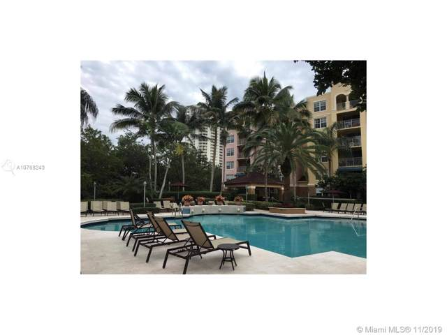 19555 E Country Club Dr #8107, Aventura, FL 33180 (MLS #A10768243) :: Green Realty Properties