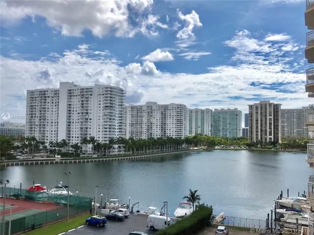 18031 Biscayne Blvd #1102, Aventura, FL 33160 (MLS #A10768245) :: The Teri Arbogast Team at Keller Williams Partners SW