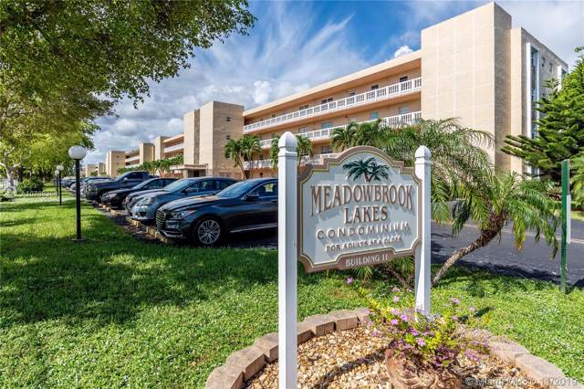 325 SE 11th Ter #205, Dania Beach, FL 33004 (MLS #A10768258) :: Green Realty Properties