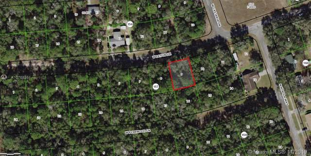 2404 W Devon Dr Lot 9, Other City - In The State Of Florida, FL 34434 (MLS #A10768361) :: THE BANNON GROUP at RE/MAX CONSULTANTS REALTY I