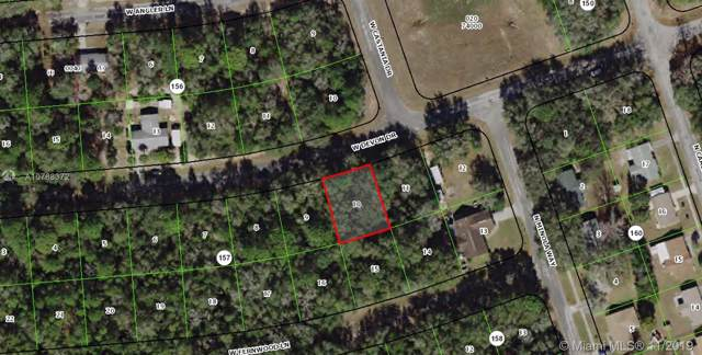2404 W Devon Dr Lot 10, Other City - In The State Of Florida, FL 34434 (MLS #A10768372) :: THE BANNON GROUP at RE/MAX CONSULTANTS REALTY I