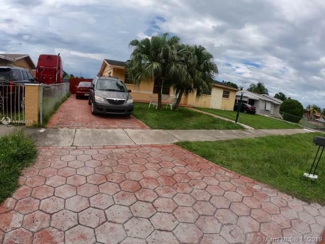 12115 SW 182nd Ter, Miami, FL 33177 (MLS #A10768376) :: Grove Properties