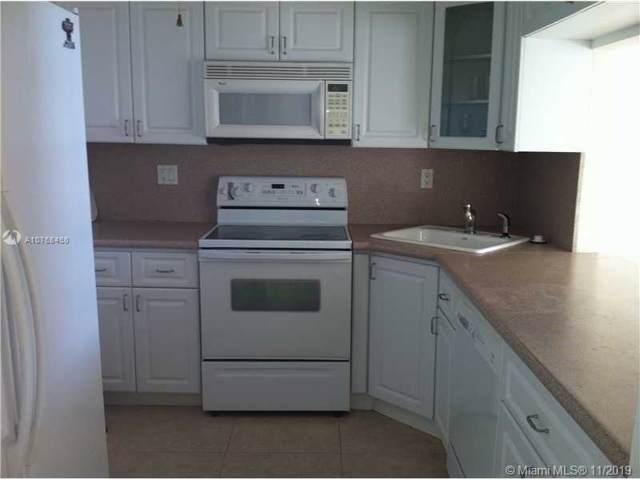 600 Three Islands Blvd #1508, Hallandale, FL 33009 (MLS #A10768468) :: Berkshire Hathaway HomeServices EWM Realty