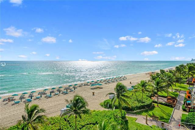 16425 SE Collins Ave #2218, Sunny Isles Beach, FL 33160 (MLS #A10768556) :: Green Realty Properties