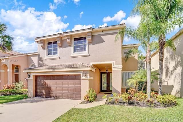 1585 Briar Oak Dr, Royal Palm Beach, FL 33411 (MLS #A10768620) :: Albert Garcia Team