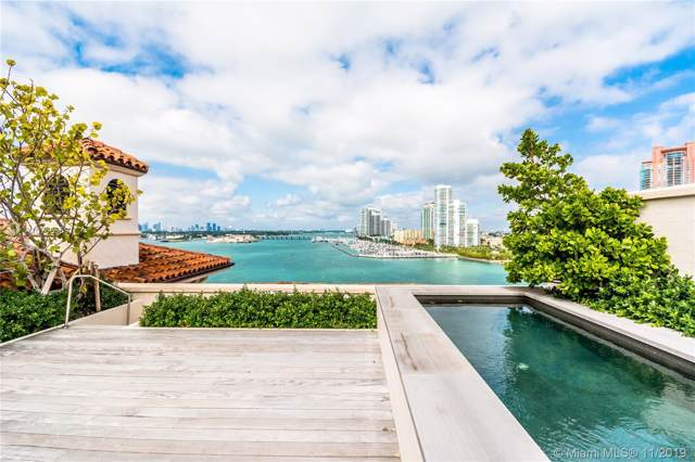 7001 Fisher Island Drive #7001, Fisher Island, FL 33109 (MLS #A10768659) :: GK Realty Group LLC