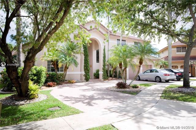18243 NW 15th Ln, Pembroke Pines, FL 33029 (MLS #A10768696) :: United Realty Group