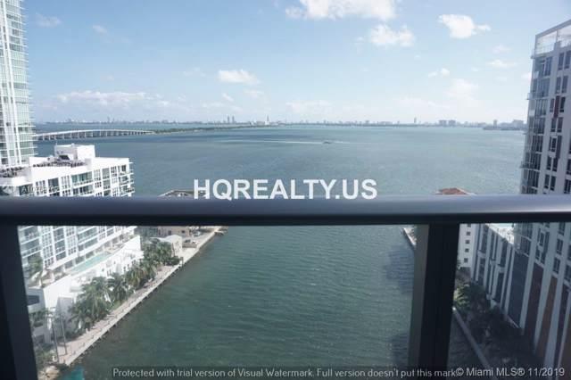 460 NE 28th St #1607, Miami, FL 33137 (MLS #A10768762) :: Berkshire Hathaway HomeServices EWM Realty