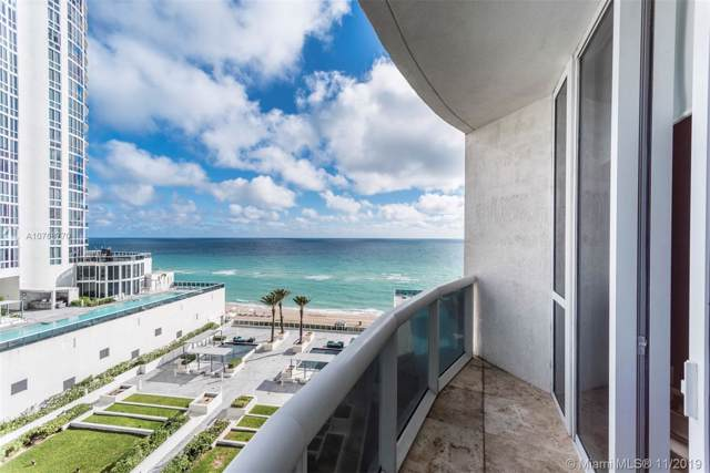 15901 Collins Ave #704, Sunny Isles Beach, FL 33160 (MLS #A10768770) :: Green Realty Properties
