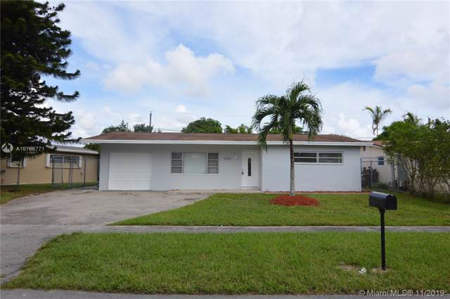 9151 NW 24th Pl, Sunrise, FL 33322 (MLS #A10768771) :: The Paiz Group