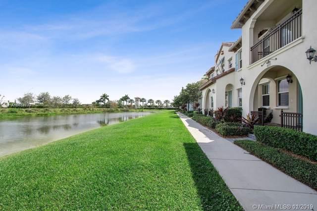 4055 Cascada Cir, Cooper City, FL 33024 (#A10768777) :: Real Estate Authority