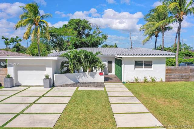 2205 NE 124th Street, North Miami, FL 33181 (MLS #A10768860) :: Berkshire Hathaway HomeServices EWM Realty