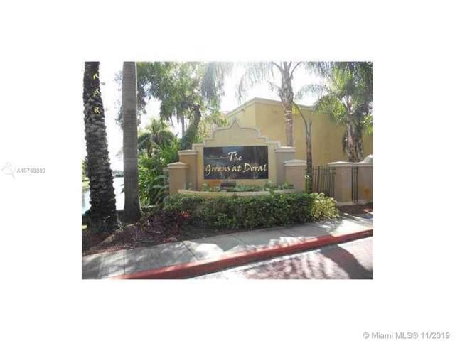 9756 NW 48 TE #185, Doral, FL 33178 (MLS #A10768880) :: Berkshire Hathaway HomeServices EWM Realty