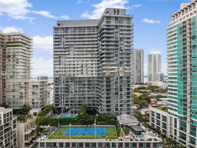 121 NE 34th St #2205, Miami, FL 33137 (MLS #A10768907) :: The Riley Smith Group