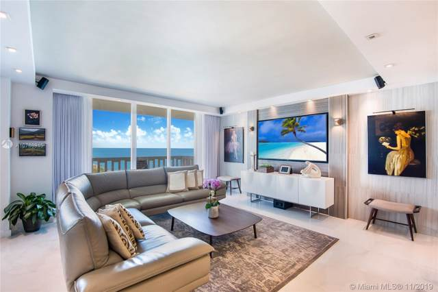 9801 Collins Ave 20C, Bal Harbour, FL 33154 (MLS #A10768945) :: Lucido Global