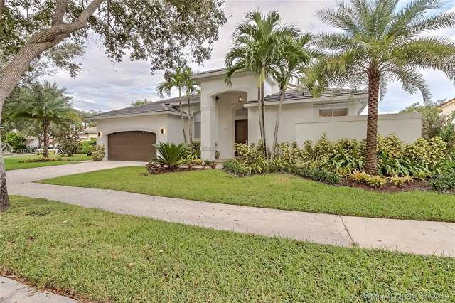 3050 Lakewood Dr., Weston, FL 33332 (MLS #A10768992) :: Green Realty Properties