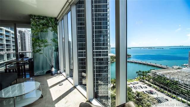 485 Brickell Ave #2410, Miami, FL 33131 (MLS #A10769113) :: Berkshire Hathaway HomeServices EWM Realty