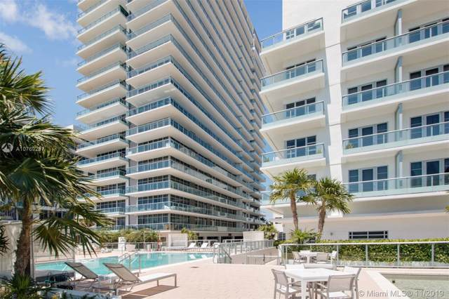 3737 Collins Ave S-602, Miami Beach, FL 33140 (MLS #A10769297) :: The Teri Arbogast Team at Keller Williams Partners SW