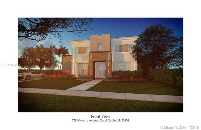 728 Navarre Ave, Coral Gables, FL 33134 (MLS #A10769388) :: The Jack Coden Group