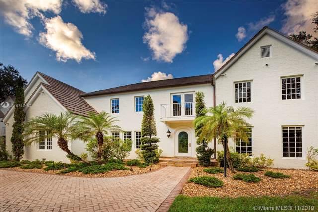 6750 Granada Blvd, Coral Gables, FL 33146 (MLS #A10769402) :: The Adrian Foley Group