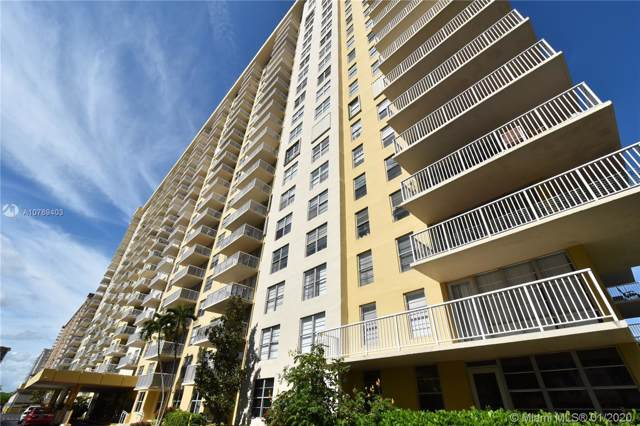 231 174th St L07, Sunny Isles Beach, FL 33160 (MLS #A10769403) :: The Jack Coden Group