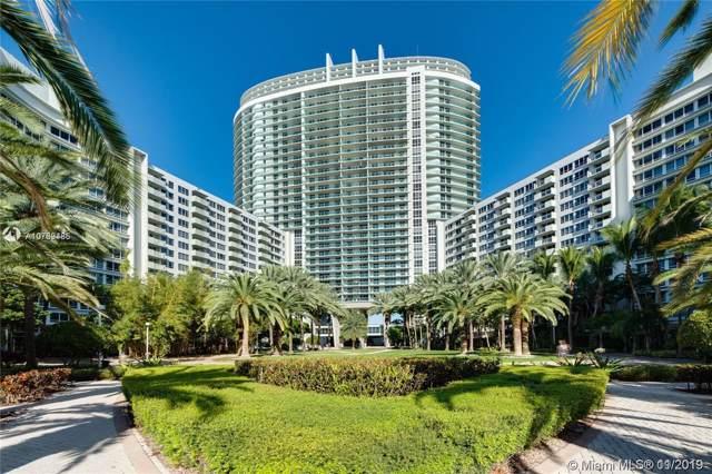 1500 Bay Rd 1458S, Miami Beach, FL 33139 (MLS #A10769435) :: Green Realty Properties