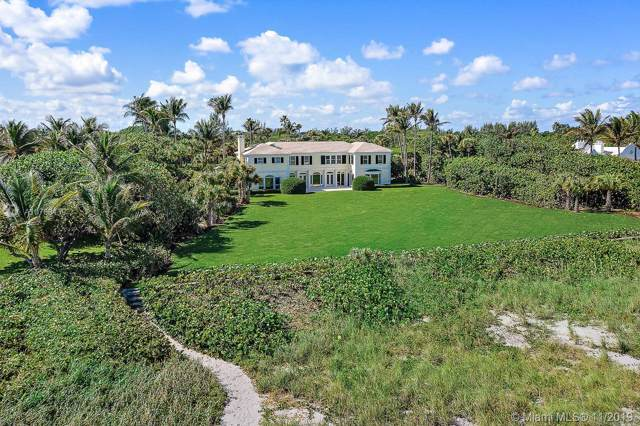 85 S Beach Rd, Hobe Sound, FL 33455 (MLS #A10769439) :: Laurie Finkelstein Reader Team