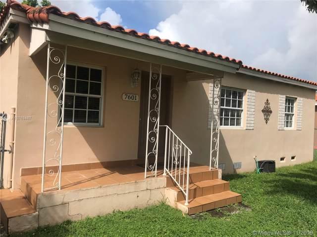 7601 SW 19th Ter, Miami, FL 33155 (MLS #A10769487) :: Berkshire Hathaway HomeServices EWM Realty
