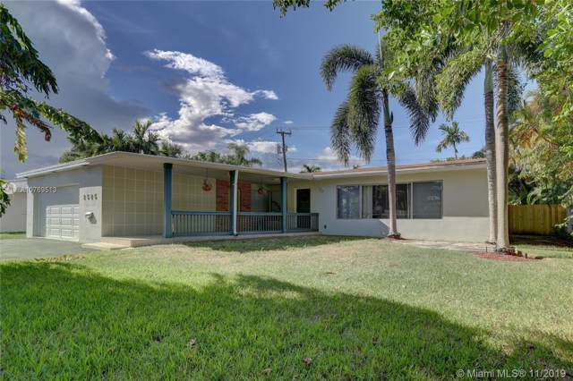 2525 NE 8th St, Fort Lauderdale, FL 33304 (MLS #A10769513) :: The Howland Group