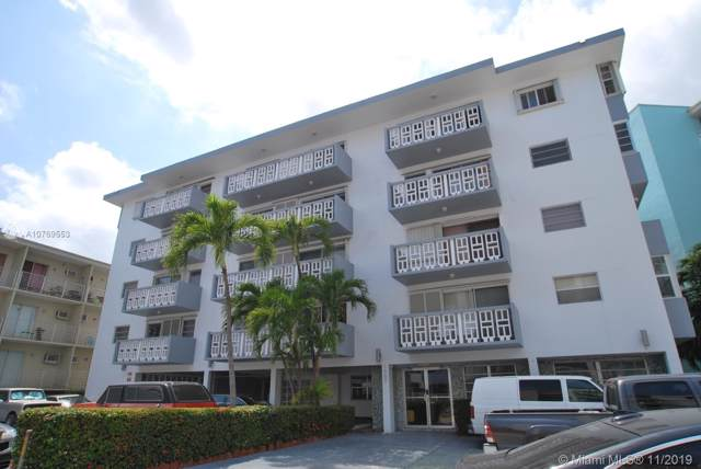 1662 Lincoln Ct #402, Miami Beach, FL 33139 (MLS #A10769553) :: Ray De Leon with One Sotheby's International Realty