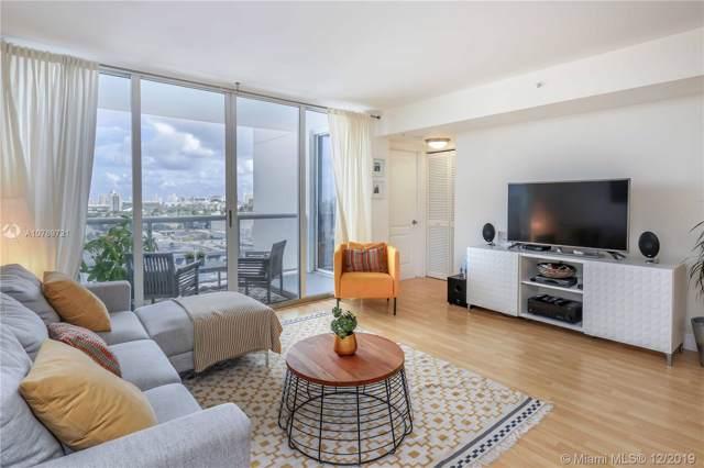 1900 Sunset Harbour Dr #1115, Miami Beach, FL 33139 (MLS #A10769721) :: Berkshire Hathaway HomeServices EWM Realty