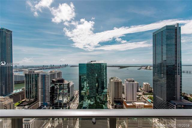 1300 S Miami Ave #4605, Miami, FL 33130 (MLS #A10769738) :: The Adrian Foley Group