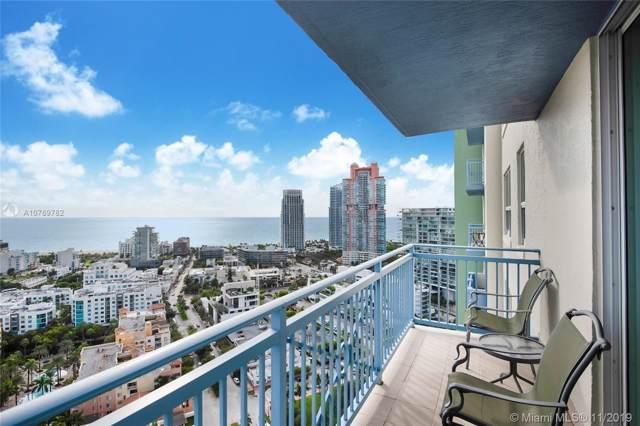 90 Alton Rd #2911, Miami Beach, FL 33139 (MLS #A10769782) :: The Paiz Group