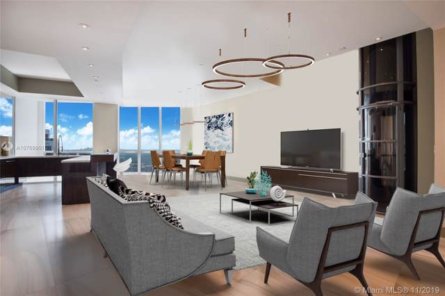 18201 Collins Ave Ts2/Ts3, Sunny Isles Beach, FL 33160 (MLS #A10769901) :: The Howland Group
